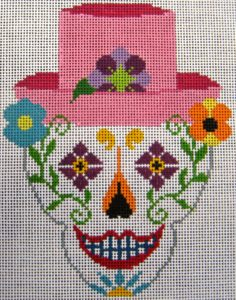 11-Sugarskull with Hat