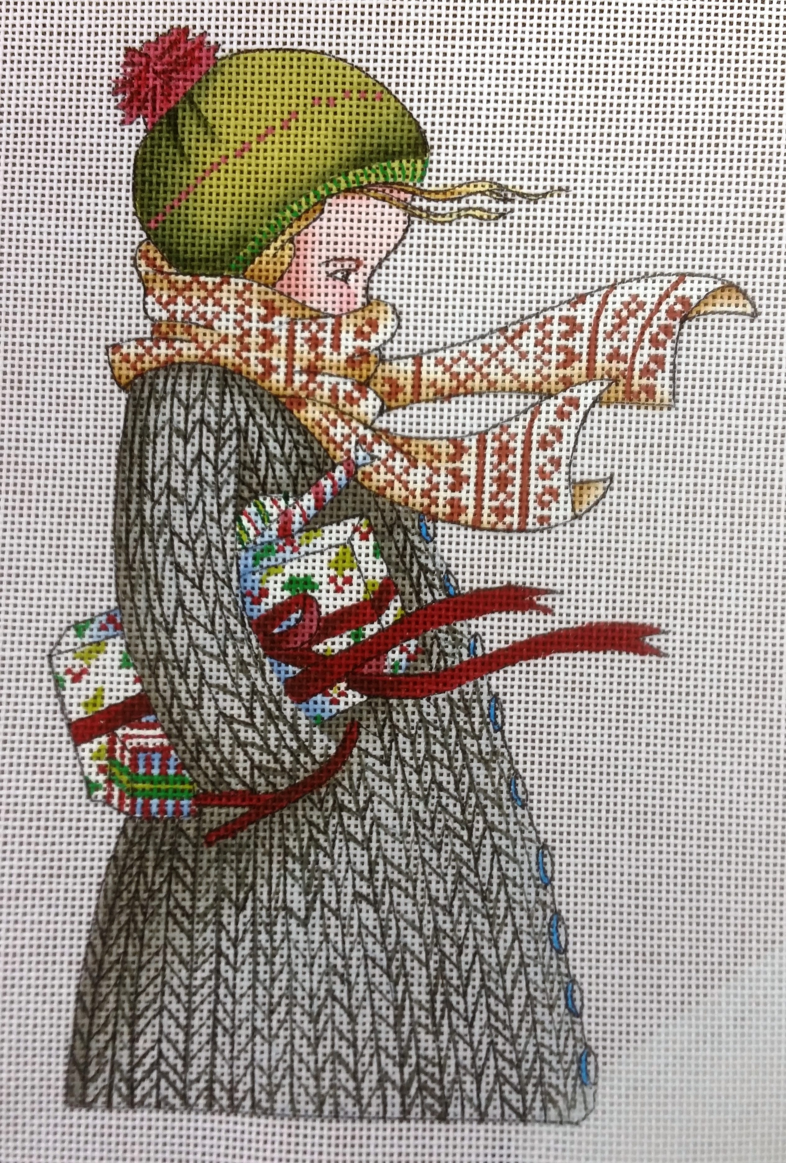 Painted Needlepoint Canvas Patterns