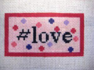 8-Hashtag Love
